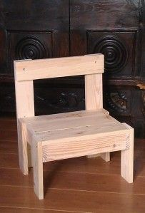 Les 25 meilleures id es de la cat gorie chaise enfant sur for Fabriquer son fauteuil