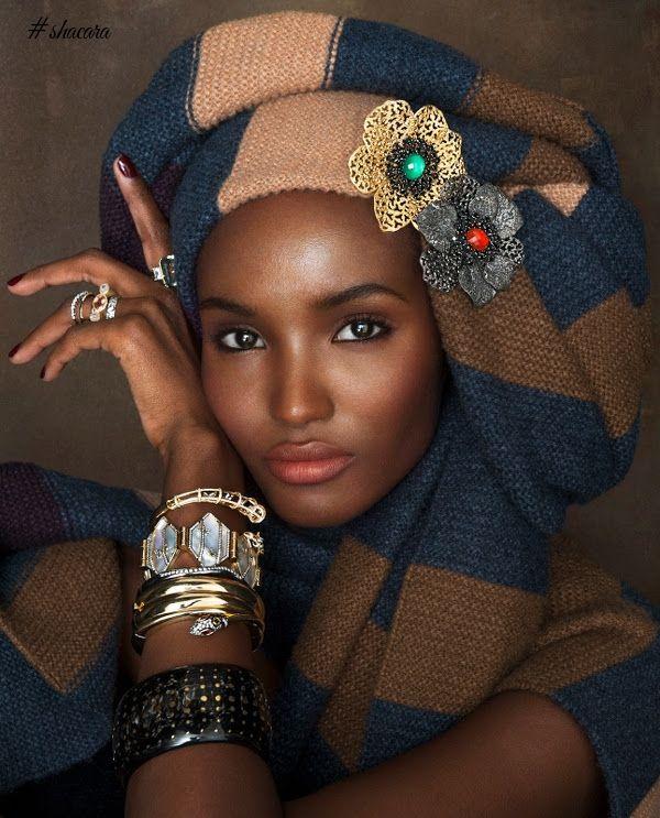 Fatima Siad looking Irresistibly Hot for Nylon Magazine