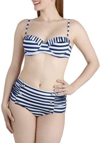 Sweet Skygazing Swimsuit Bottom, #ModCloth