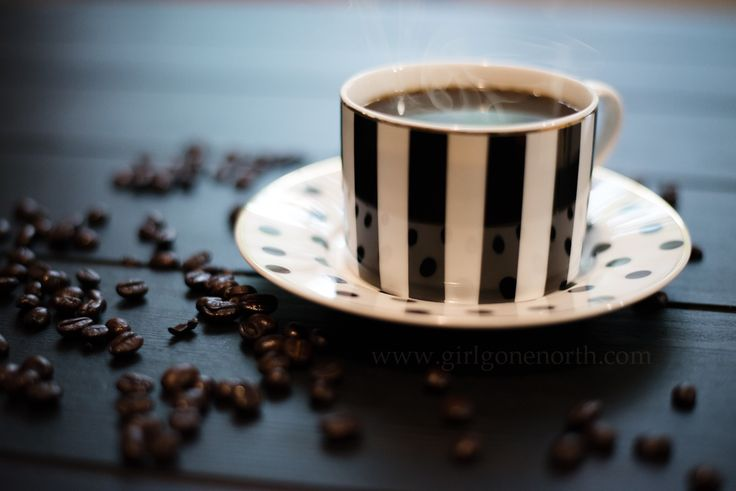 A freshly brewed cup of dark roast coffee is just the thing to help you have a fabulous day!  More ideas in the post!