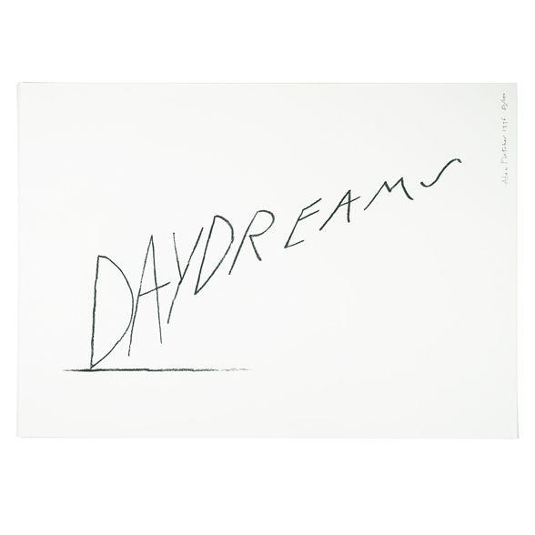 Limited edition print: Daydreams | Alan Fletcher