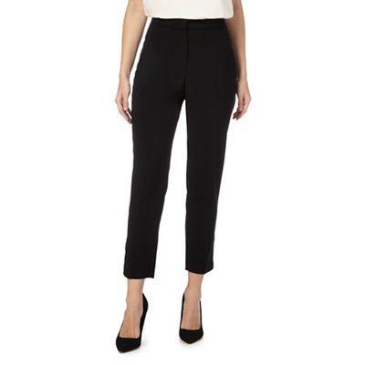 Principles by Ben de Lisi Black suit tapered trousers | Debenhams