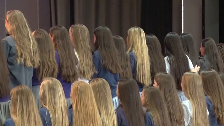 Holy Cross 2016 Hair Donation Drive Miss America Visit