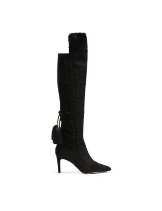 The Regent Long Boot Mimco David Jones