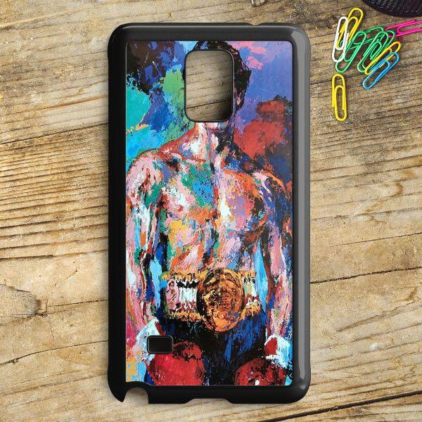 Stallone Rocky Balboa Art Samsung Galaxy Note 5 Case   armeyla.com