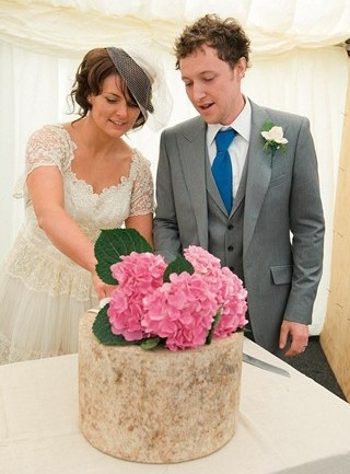 Country Wedding Cheese