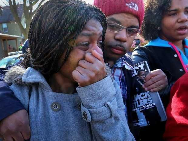 The shooting death of an unarmed African American 19-year-old by a Caucasian police officer has led to local protesters to take the streets Saturday. But the mainstream media is largely ignoring this story outside of Madison, Wisconsin.