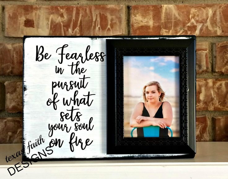 Baby Picture Frames, Graduation Gift, Baby Shower Gift, Quote Picture Frame by TexasFaithDesigns on Etsy