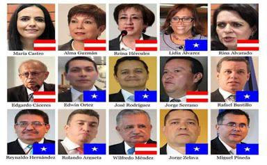 Google+ Honduras: Congreso juramentó a magistrados de la Corte Suprema Proponen a Rolando Argueta como presidente del Poder Judicial. http://www.laprensa.hn/honduras/929003-410/congreso-juramenta-a-magistrados-de-la-corte-suprema