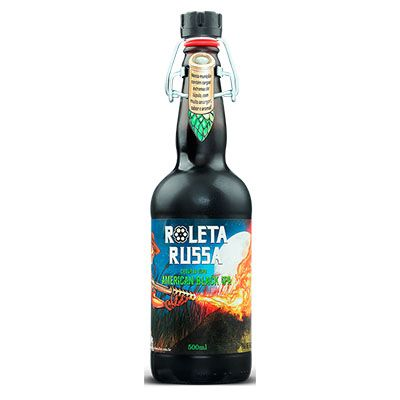 Roleta Russa American Black IPA