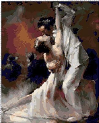 1652 best Tango - art images on Pinterest Tango art, Dance and - alu dibond küchenrückwand erfahrung
