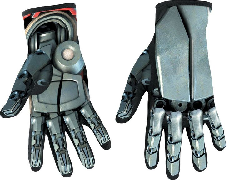 Transformers Optimus Prime Child Gloves, 60665