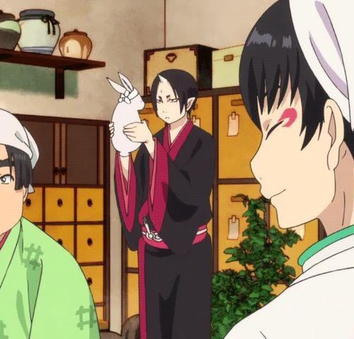 Hoozuki no Reitetsu ~~ Is that the killer rabbit?