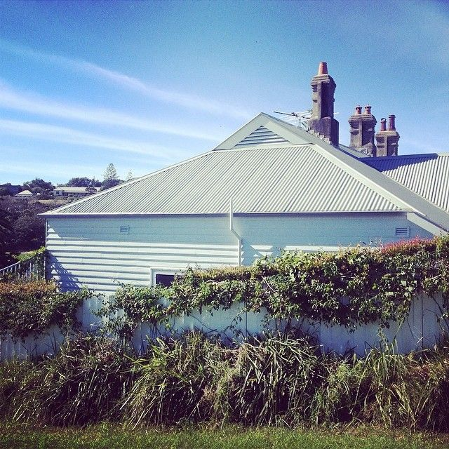 Watsons Bay Weekend Wandering So many quaint and character filled #beachcottage homes.