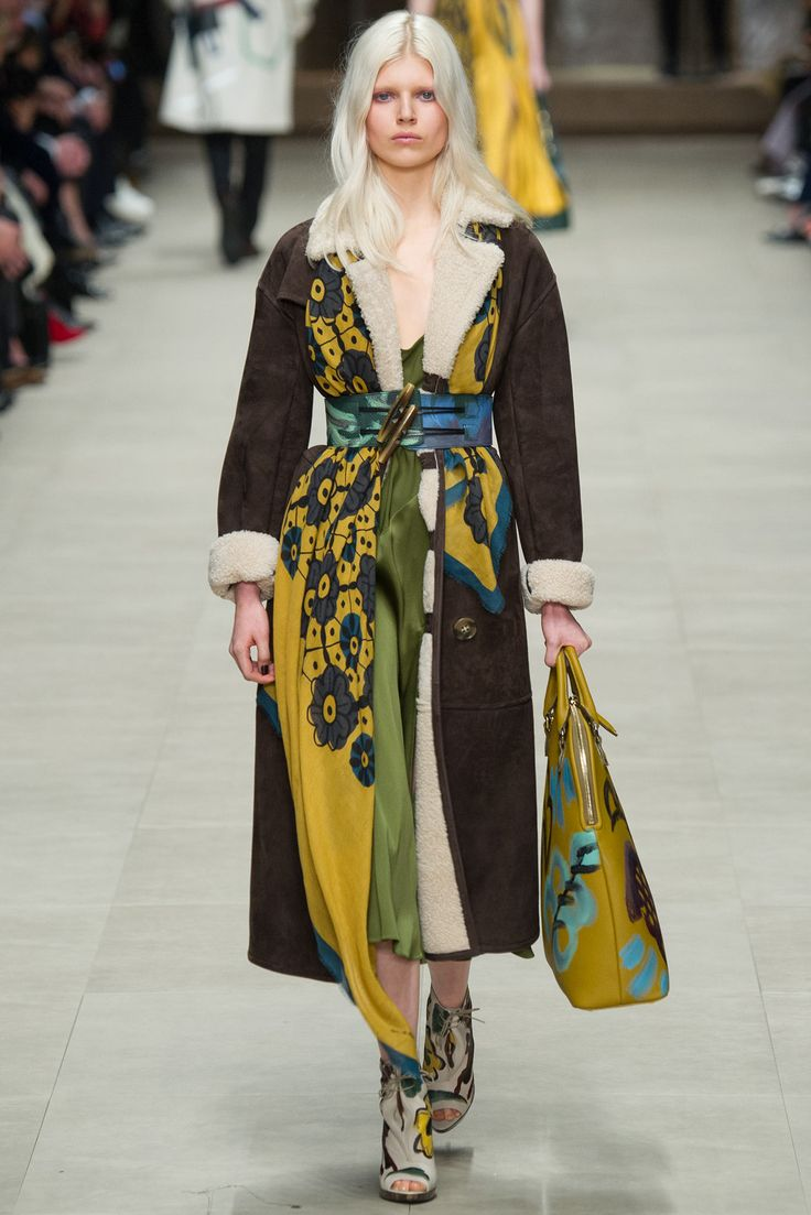 Burberry Prorsum Fall 2014 Ready-to-Wear - Collection - Gallery - Style.com