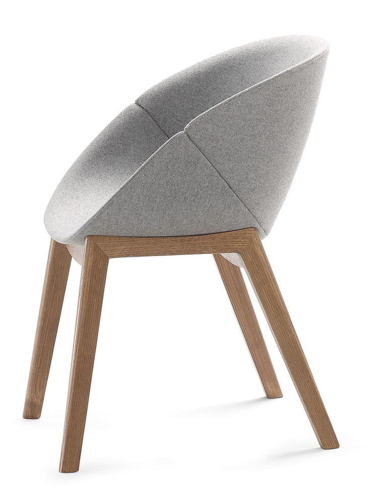 Domitalia Coquille-L Arm Chair   AllModern