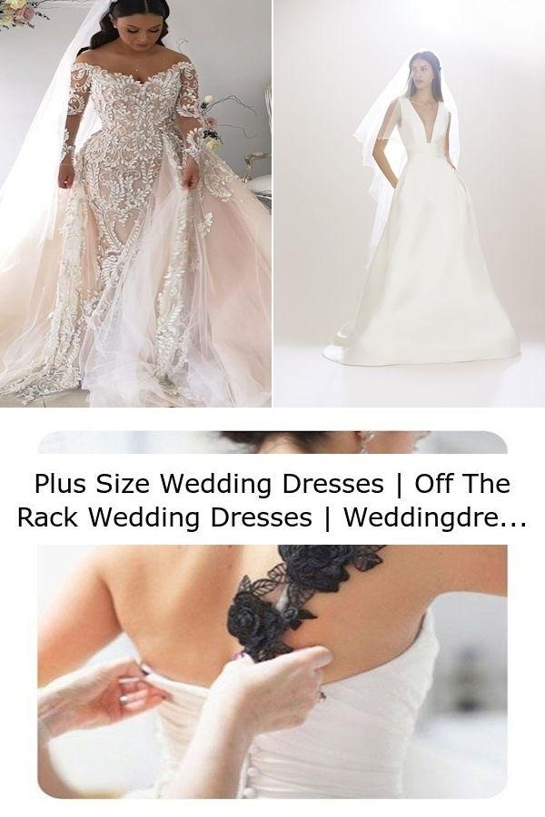 Plus Size Wedding Dresses Off The Rack Wedding Dresses Weddingdre In 2020 Wedding Dress Sequin Ivory Bridesmaid Dresses Ball Gowns Wedding
