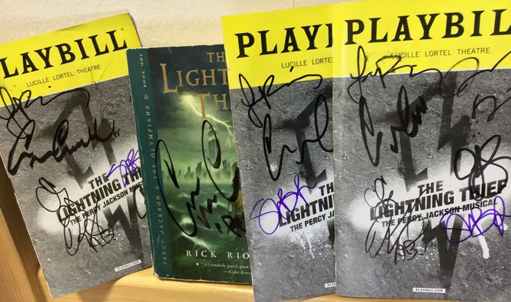 10 Reasons We Need to Appreciate 'The Lightning Thief: The Percy Jackson Musical'