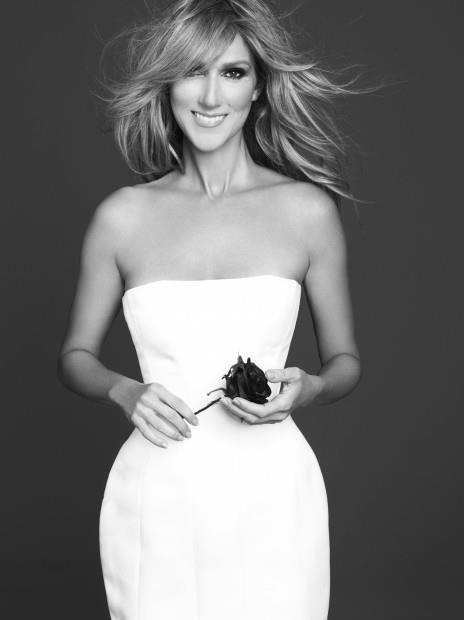 Celine Dion. Period.