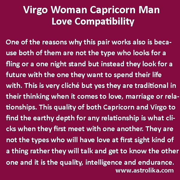 Aquarius man and virgo woman marriage compatibility