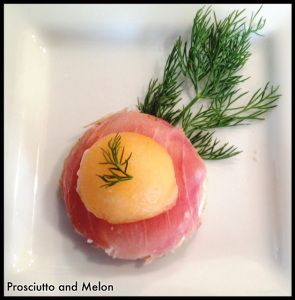 17 best images about plant based recipes on pinterest for Prosciutto and melon canape