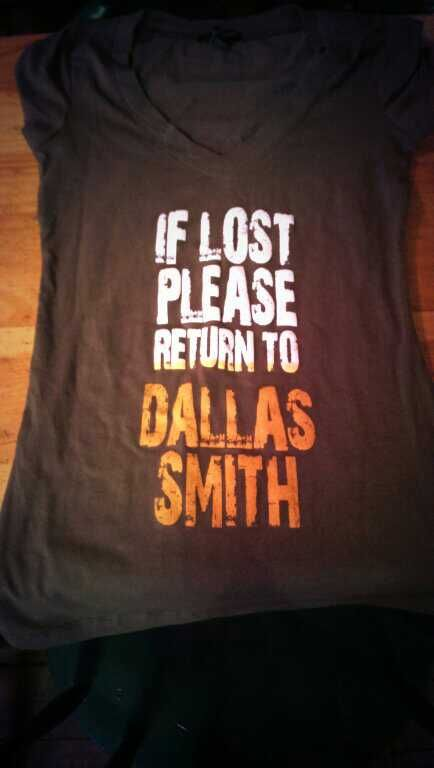 Made it for the Shawville Fair, :D Dallas Smith Saturday Night !! :D