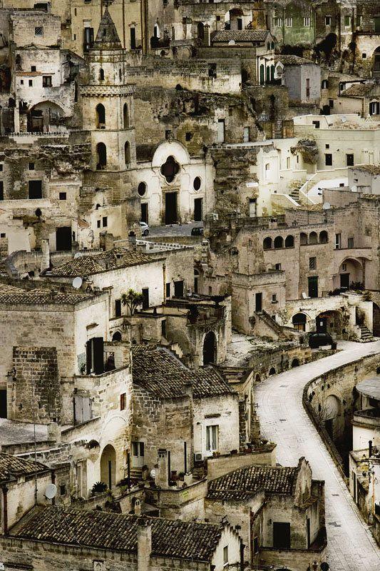 Matera, Southern Italy by Fabiana Belmonte