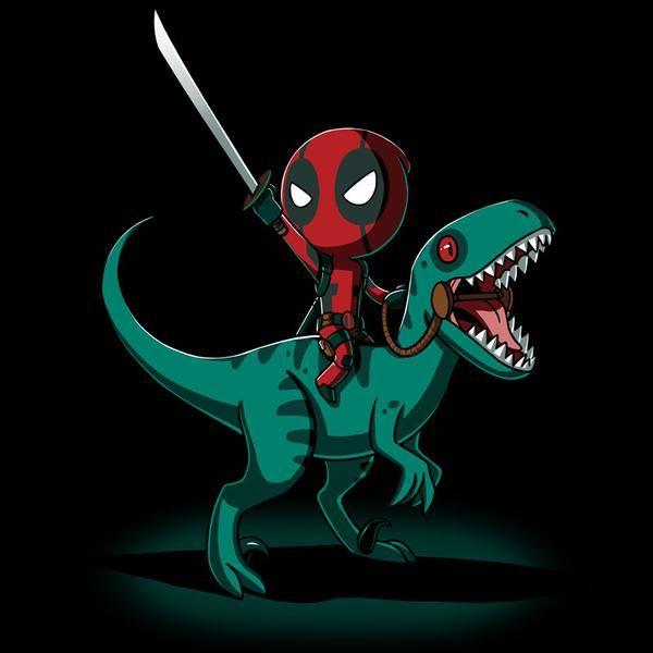 Deadpool on a Rap...