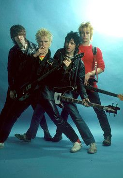 Generation X, still have their first album