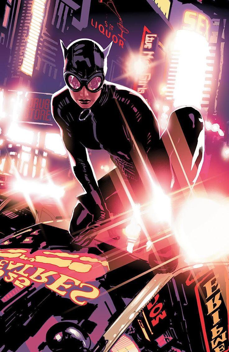 Catwoman Vol.3 #59 - Adam Hughes