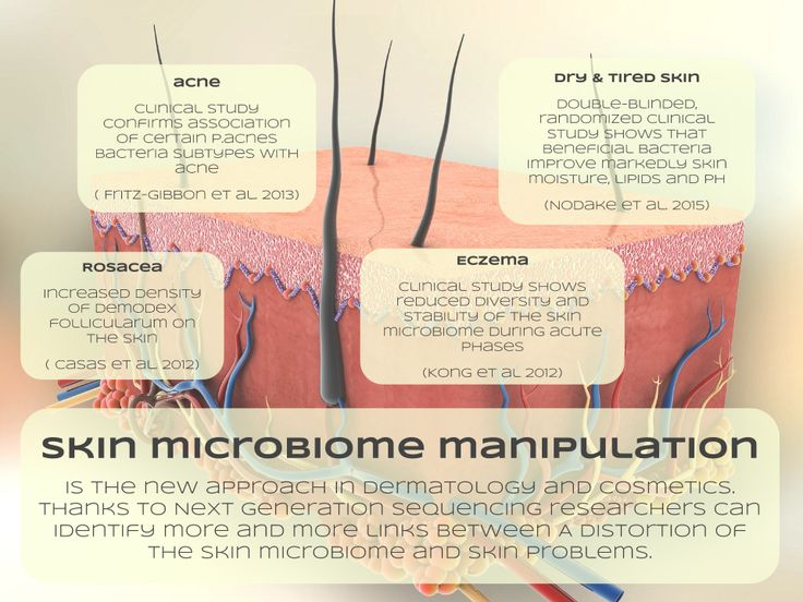 Skin Microbiome Manipulation | HUMAN MICROBIOME | Pinterest