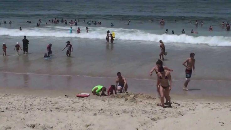 Australian Beaches Burleigh Gold Coast