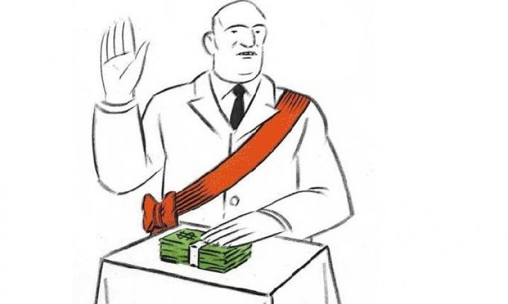 ¿Piensas que los políticos son corruptos? Lee esto - Proyecto Puente