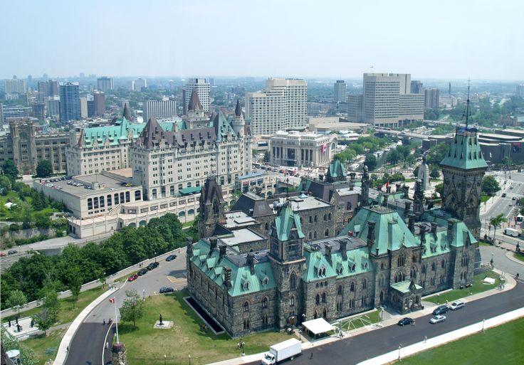 Ottawa, Canada: una città effervescente, intervallata da bellissimi panorami...