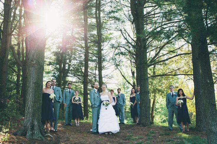 Bridal Party - Reed Photography - Niagara Wedding and Portrait Photographers #niagara-wedding #feastivities