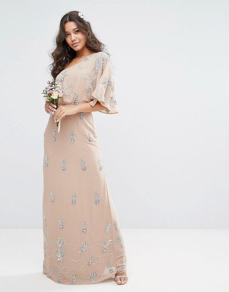 63 best Bridesmaids Rosé (LONG) images on Pinterest | Brautjungfern ...