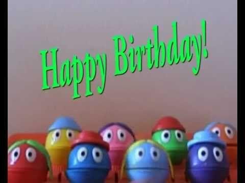 ▶ Happy Birthday Song - YouTube