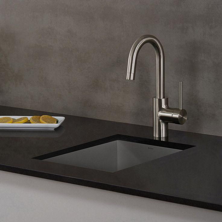 41 best Best Kraus kitchen faucets images on Pinterest | Kitchen ...