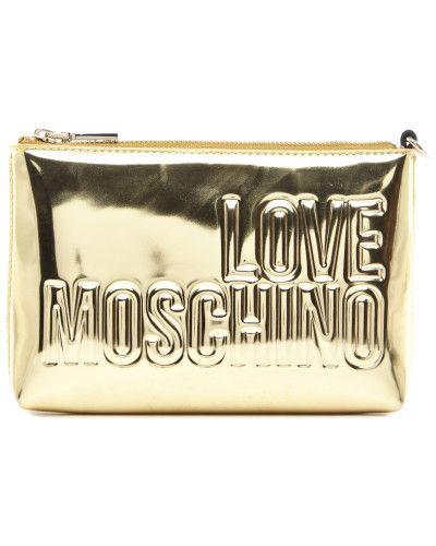 LOVE MOSCHINO Tasche Gold