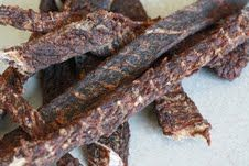 Hard & Hot has a mild heat to it. We don't add any any chilli, but we include cayenne pepper. It has a full, rich flavour and as the name suggests, it is tough and does have a bite to it.#jerky  #food #ingredients #jerkyingredients #jerkyreview #snack #protein #snackfood