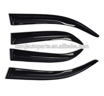 SPORTAGE wind deflector/ sun shield/ window visor for KIA SPORTAGE 2010+ auto accessories