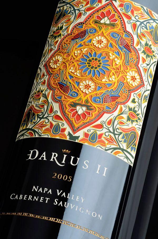 Роскошная упаковка Darioush Darius II