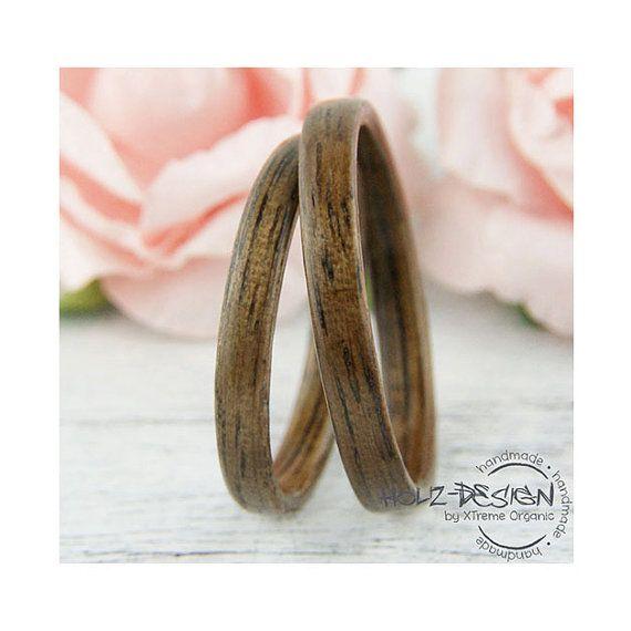 17 Best images about Holz Ringe Fingerringe - Wooden Rings Finger Ring ...