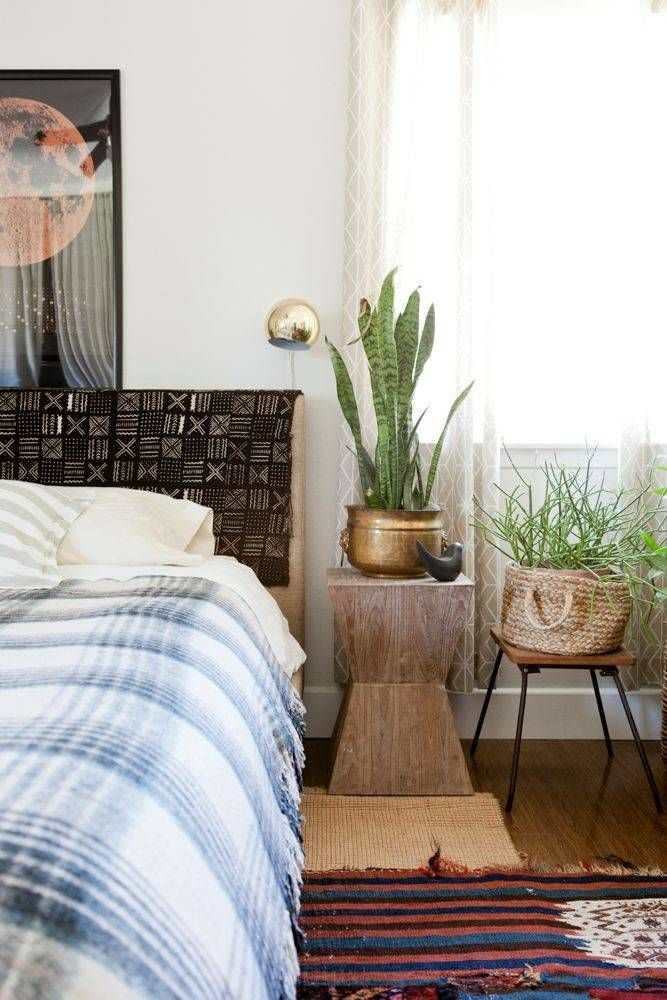 Interior Designer Natalie Meyer's Boho Chic Home with