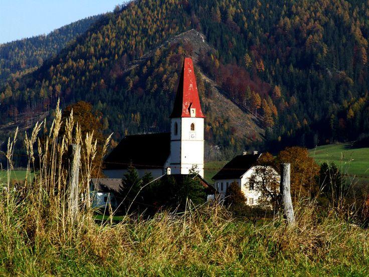 Turnau, Pfarrkirche Hl. Jakob der Ältere (Bruck-Mürzzuschlag) Steiermark AUT