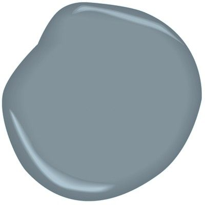 Benjamin Moore Williamsburg Collection Chiswell Blue CW-660-a velvety, moody blue, dining room