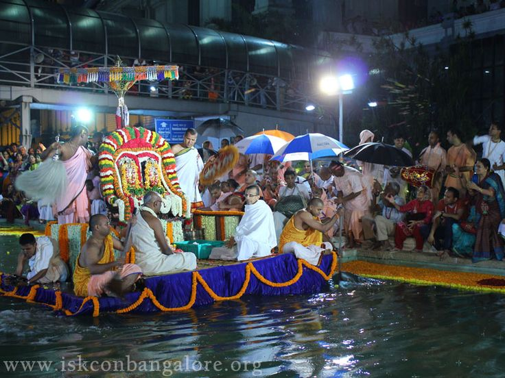 Panihati Festival celebration at ISKCON Bangalore. For more pic http://www.iskconbangalore.org/panihati-gallery