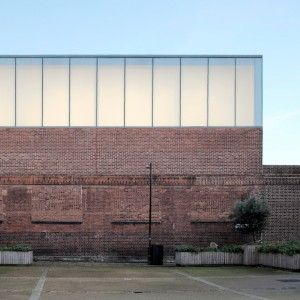 Caseyfierro+completes+five-year+project+to+shape+Anish+Kapoor's+London+studios