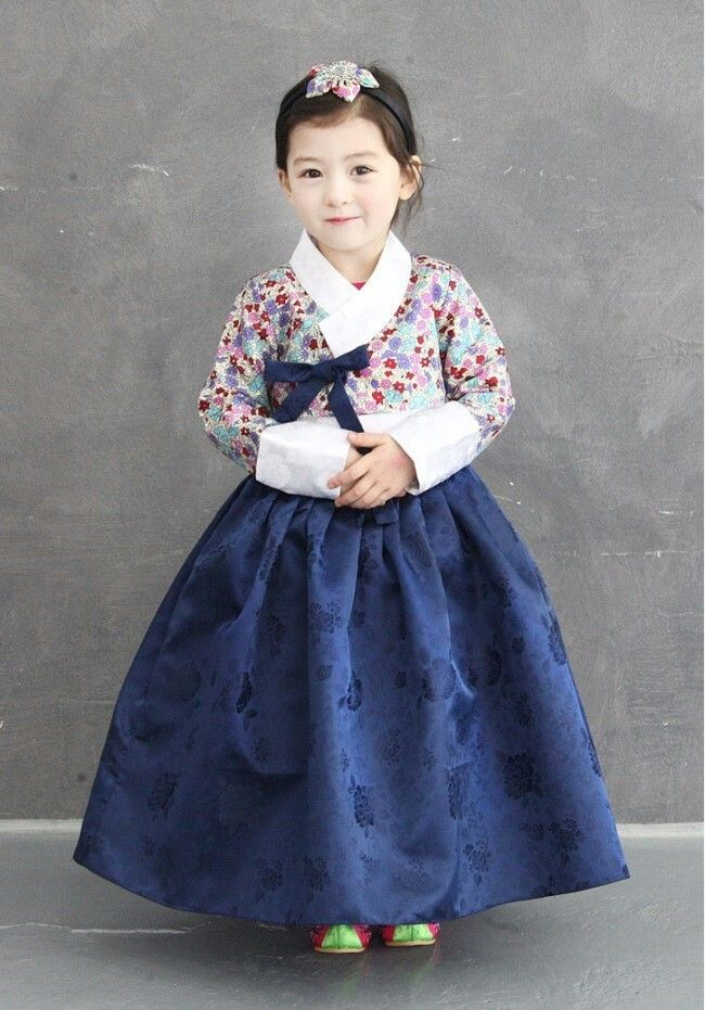 Kids Korean Hanbok