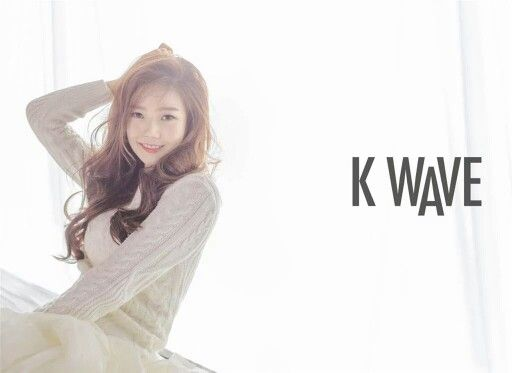 Oh My Girl for K Wave March 2016 issue pictorial #오마이걸 #효정